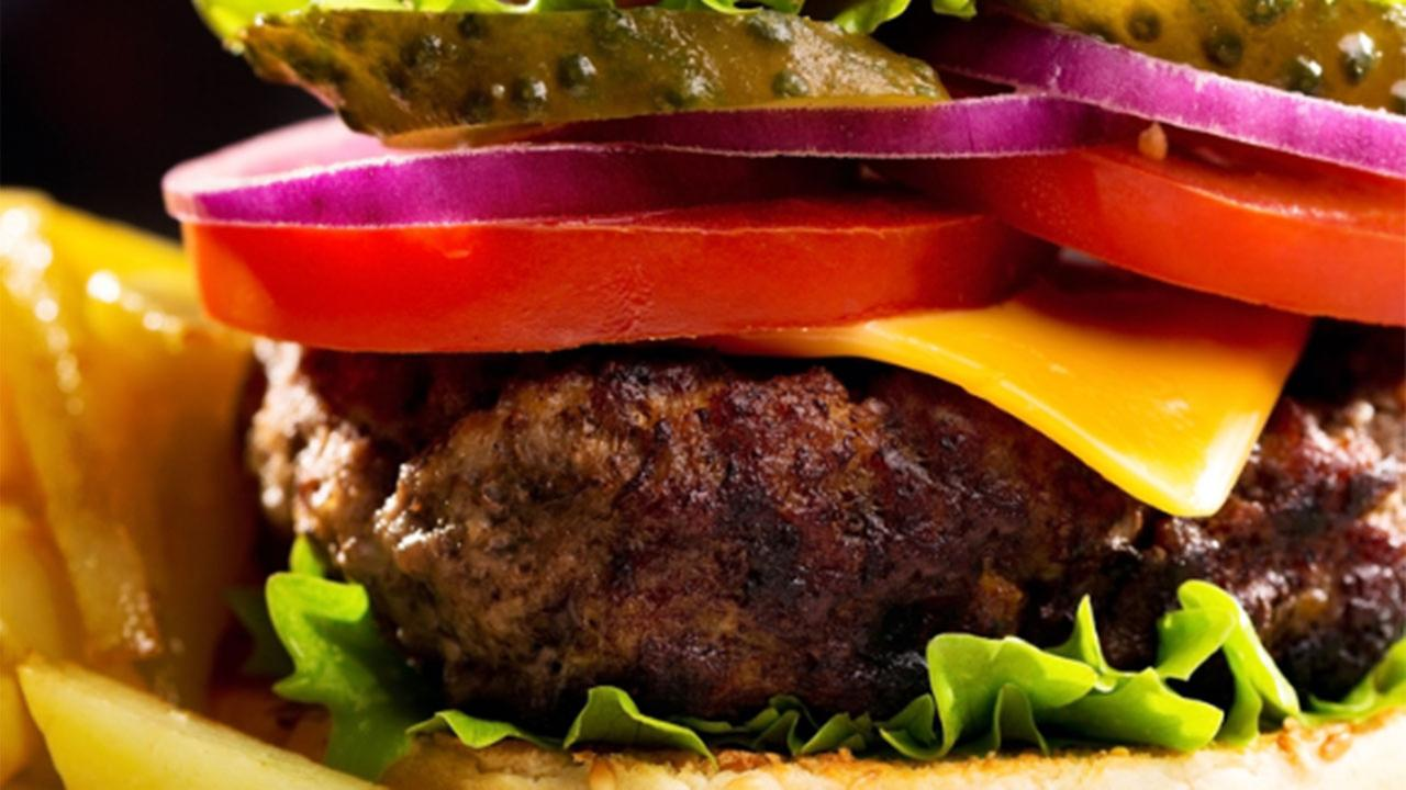 Study: Rat DNA found in burgers
