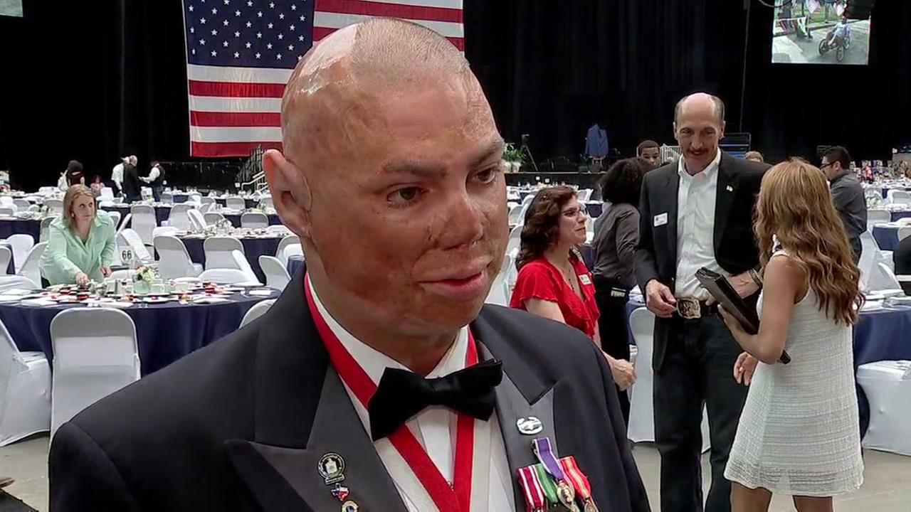 Wounded veterans honored at 12th annual Impact a Hero weekend