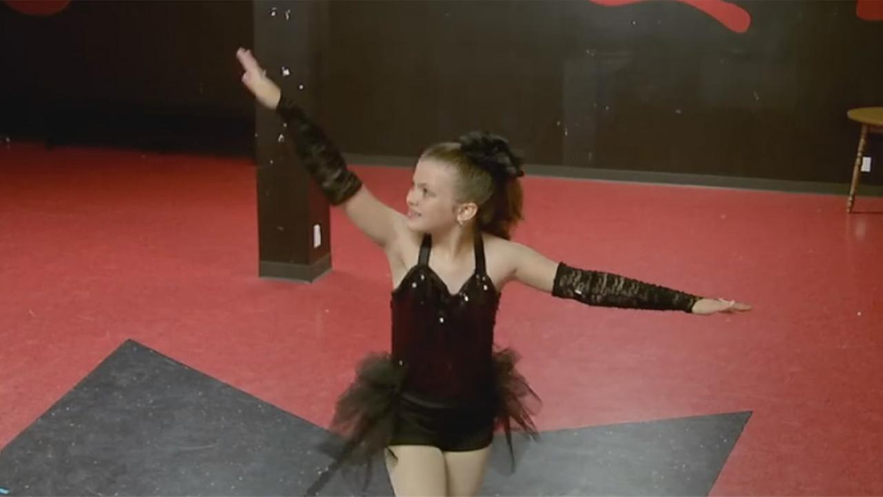 Young Houston dancer isn't letting hearing impairment stop her