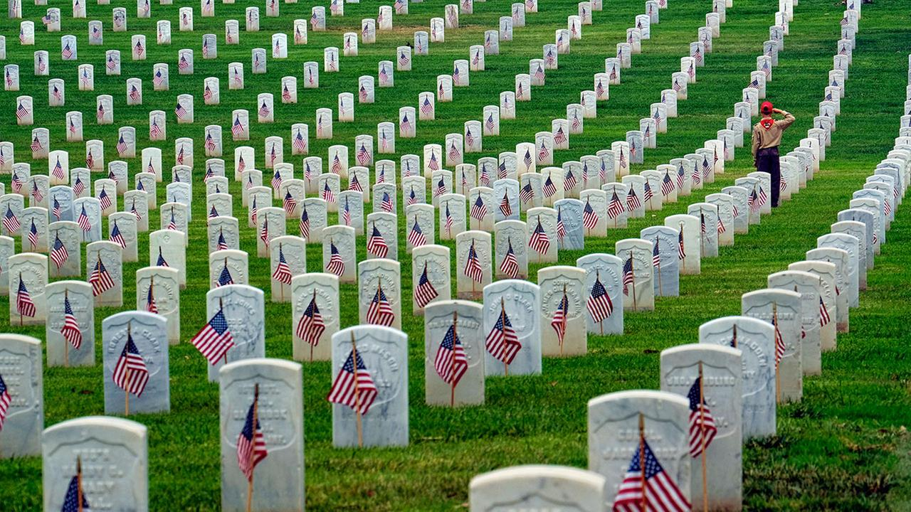 Multiple NJ towns cancel Memorial Day Parades due to weather