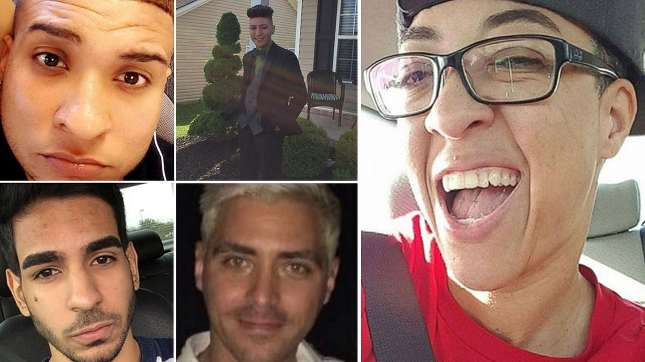 Were learning more about the victims of the mass shooting inside an Orlando night club.