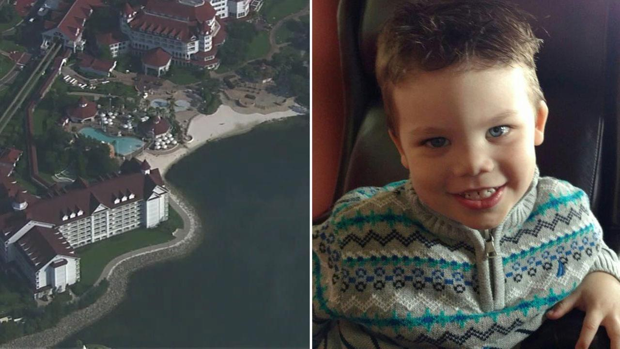 Dad says 2 gators involved in Disney attack that killed son