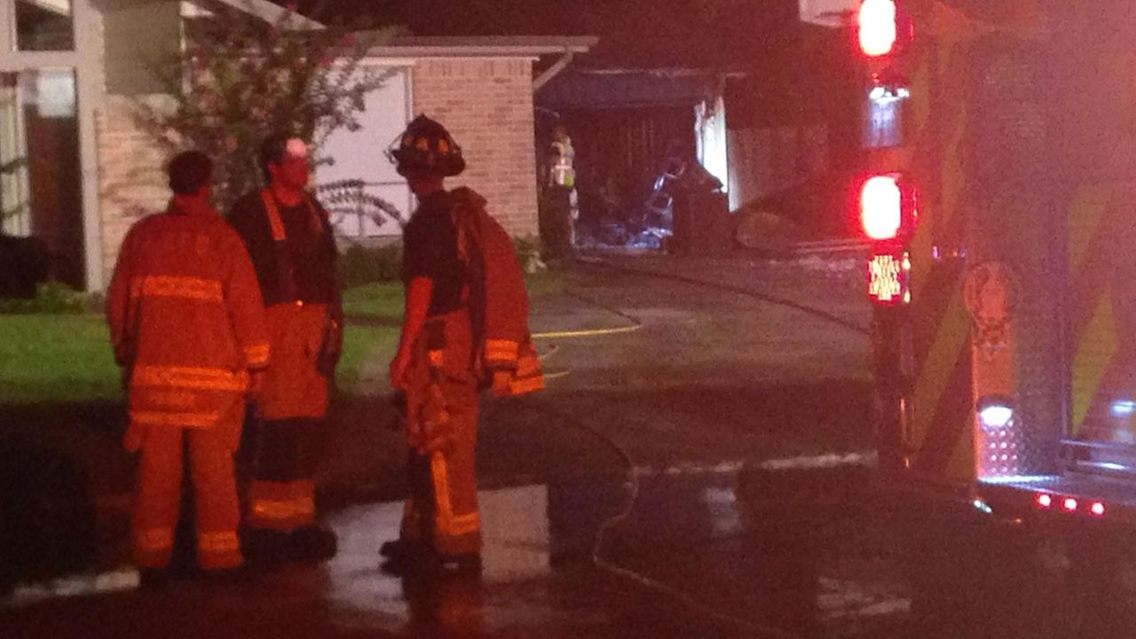 No injuries reported in League City fire