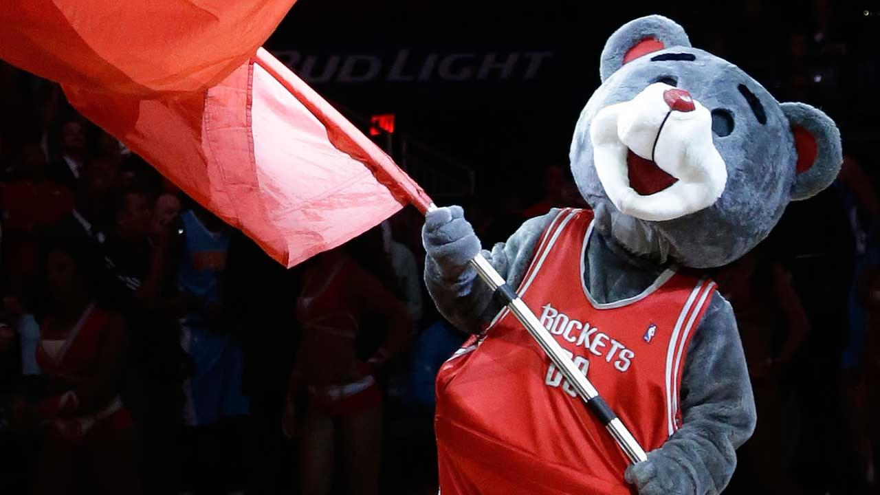 Man behind Rockets mascot 'Clutch' retiring