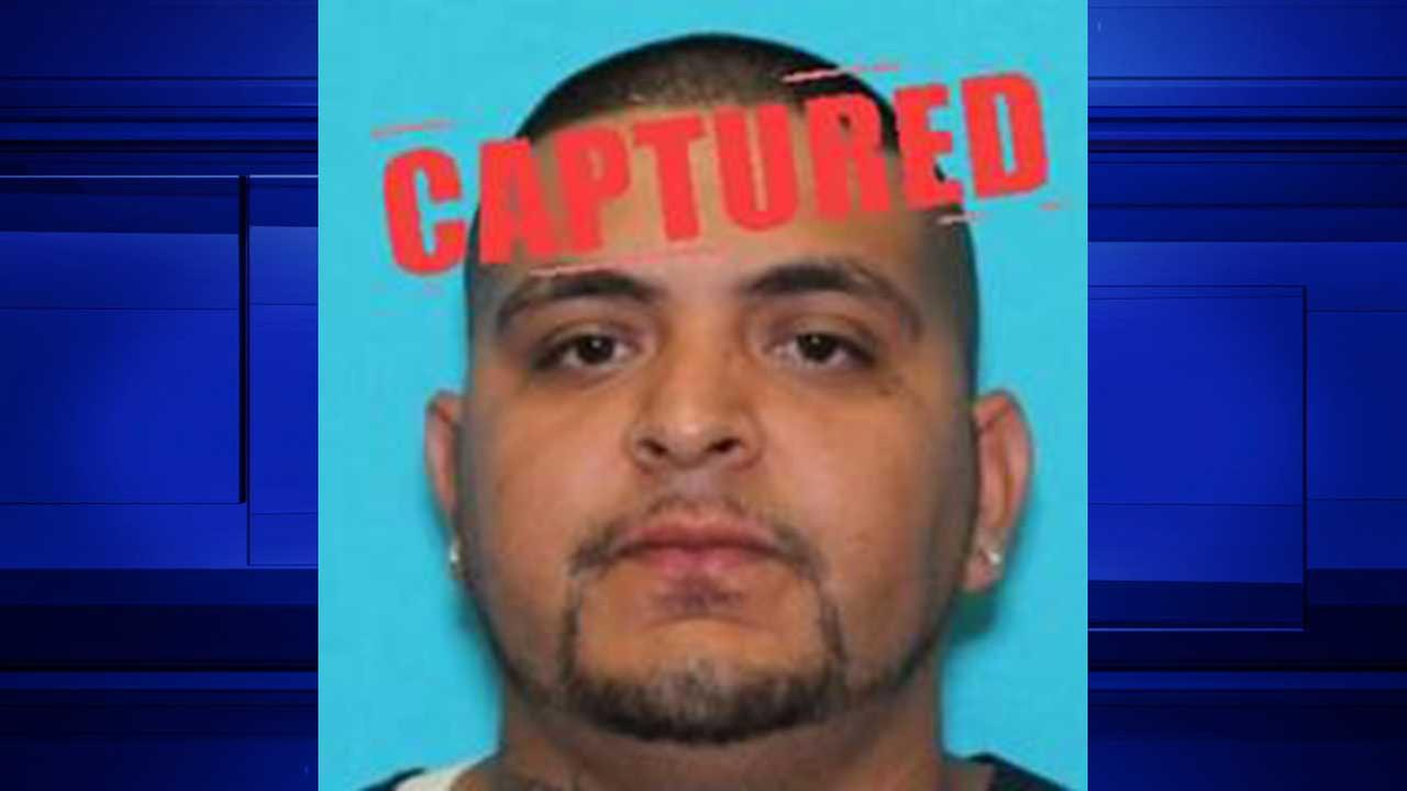 One of Texas' most wanted arrested in Houston