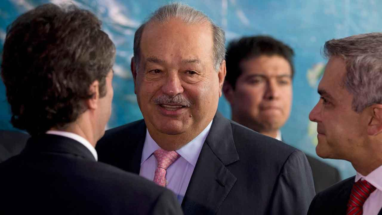 Carlos Slim (AP photo)