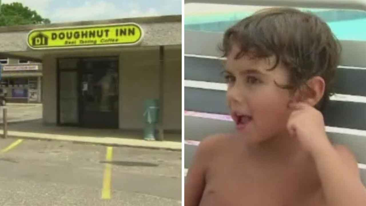 Mom: 4-year-old son's question got him banned from Conn. donut shop>