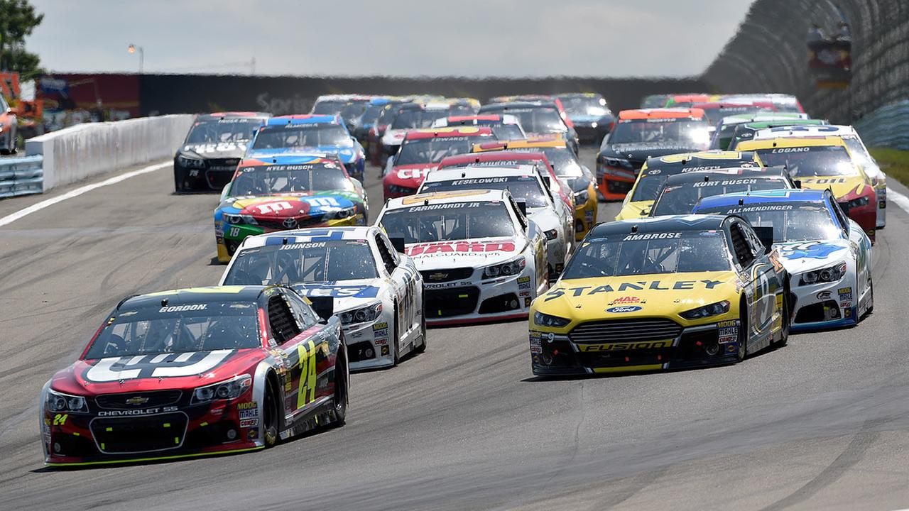 NASCAR adds rule on exiting cars after crashes | abc13.com
