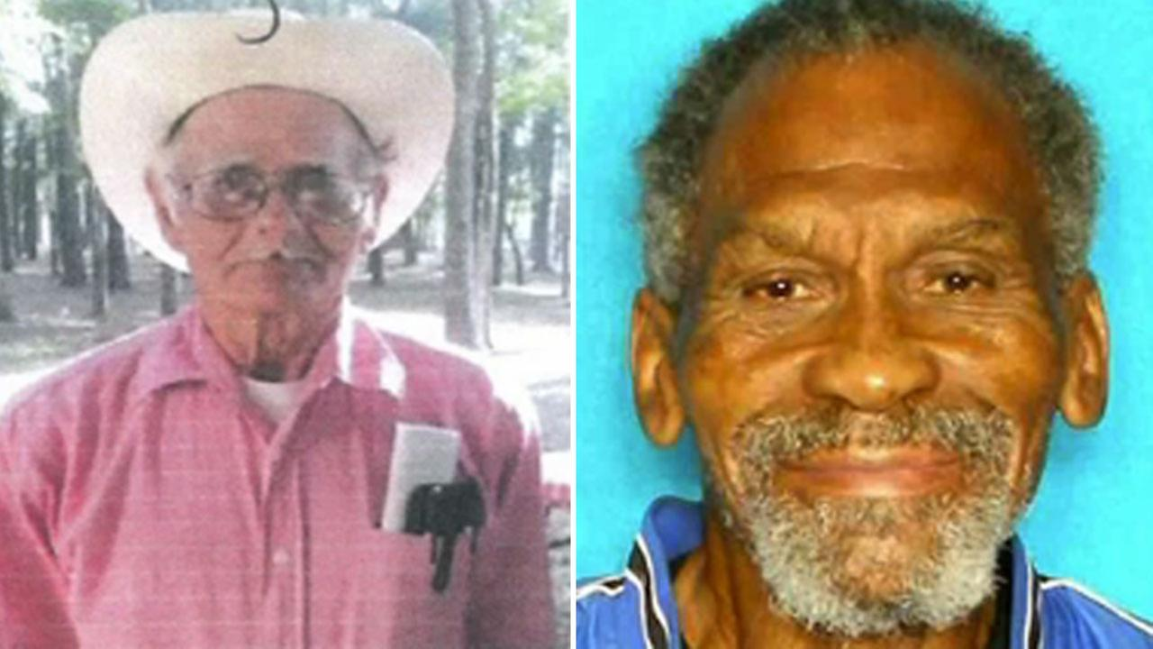 Jose Lopez (left) was last seen Monday; Allen Morris (right) has been missing since yesterday