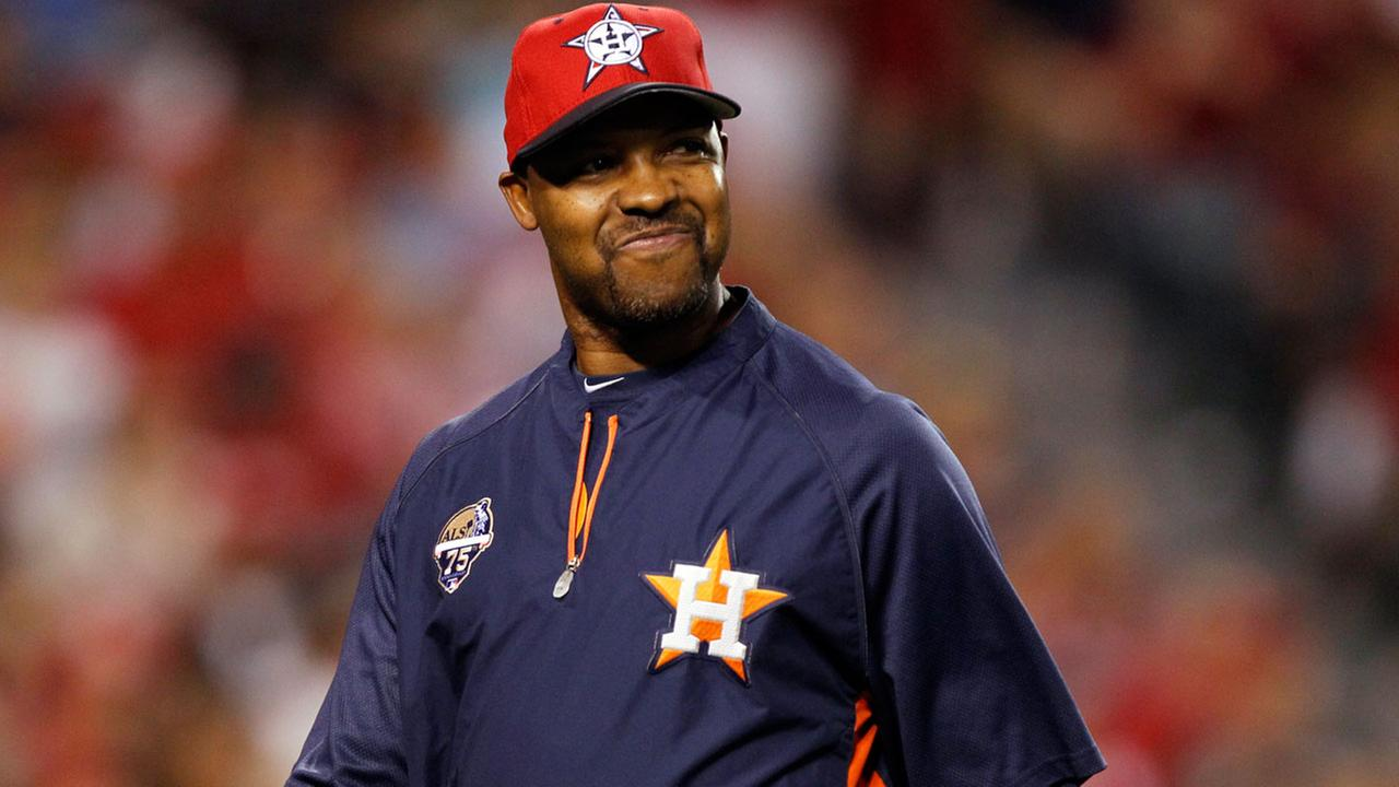 The Astros announced Monday morning that manager Bo Porter has been let go. (AP)