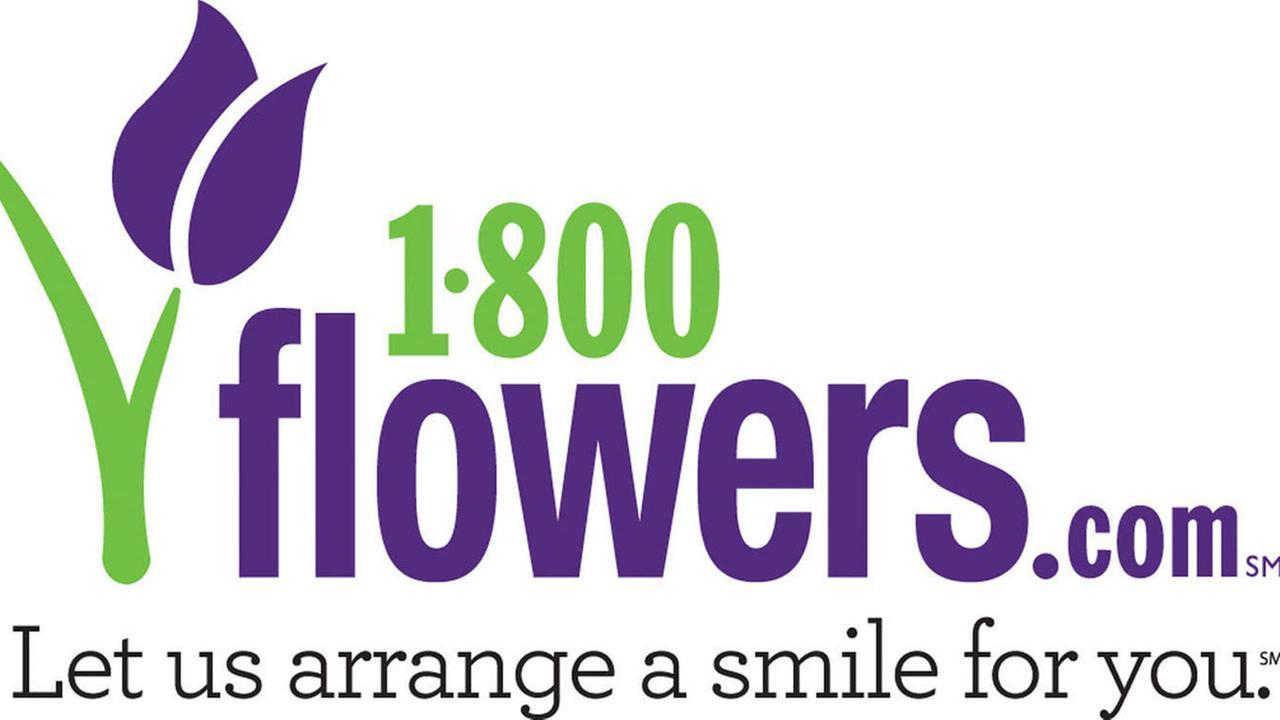 1-800-FLOWERS.COM logo.