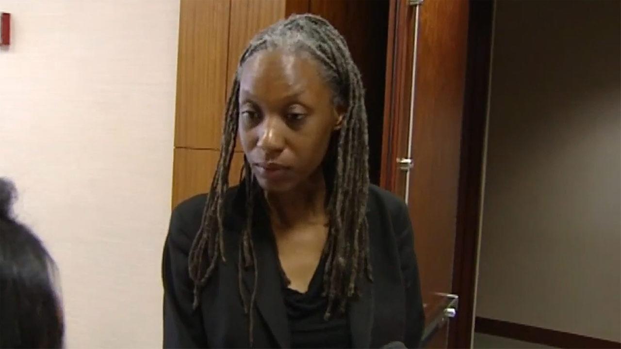 Female teacher has sex with black students