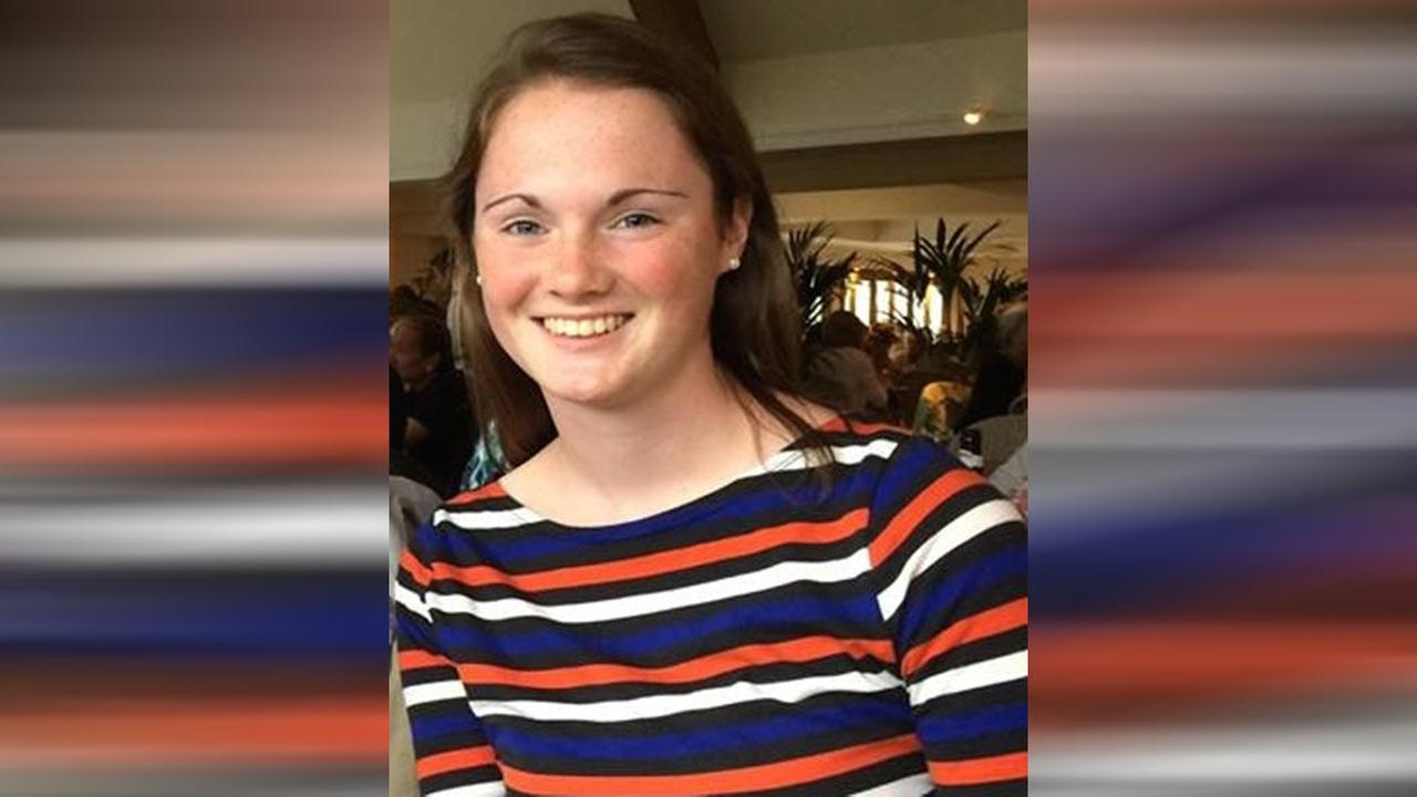 Missing University of Virginia student Hannah Elizabeth Graham is seen in an undated photo provided by the Charlottesville, Va., Police Department