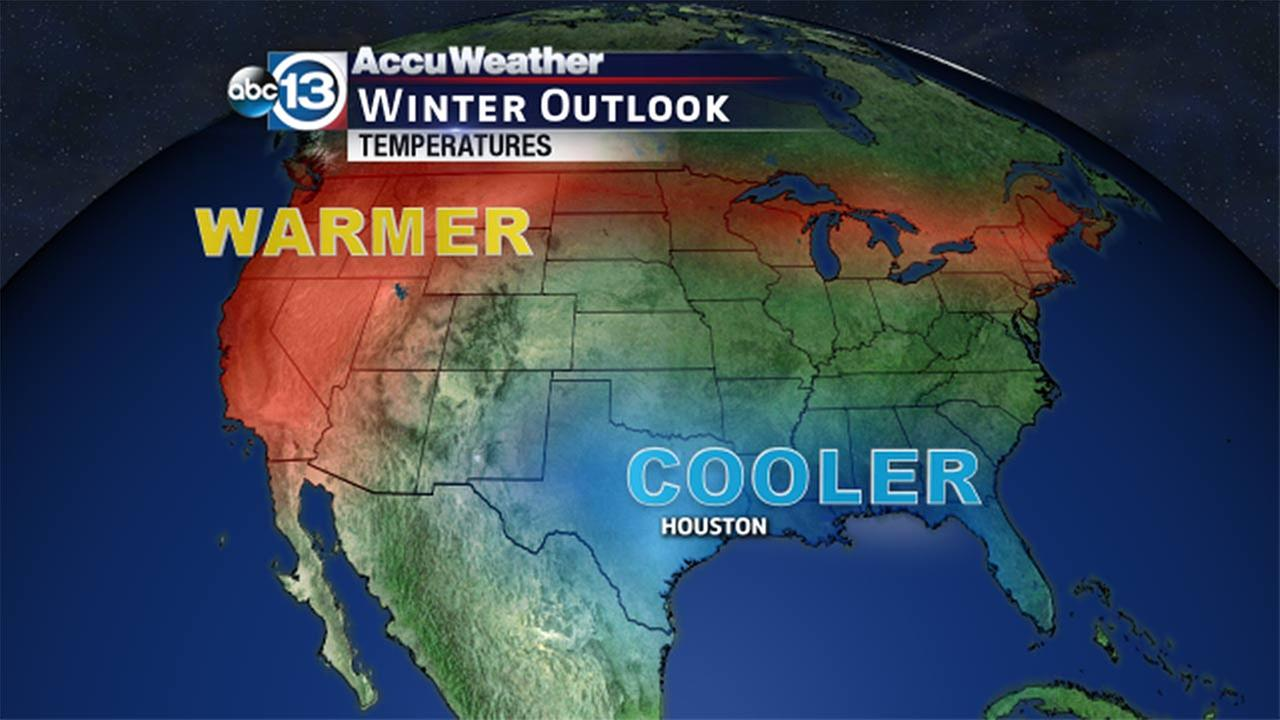 Cool and wet weather likely in Houston this Winter | abc13.com