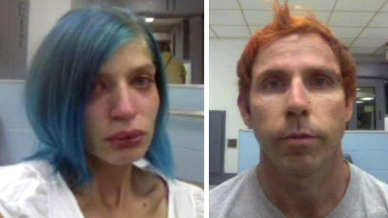 Stripper death suspects