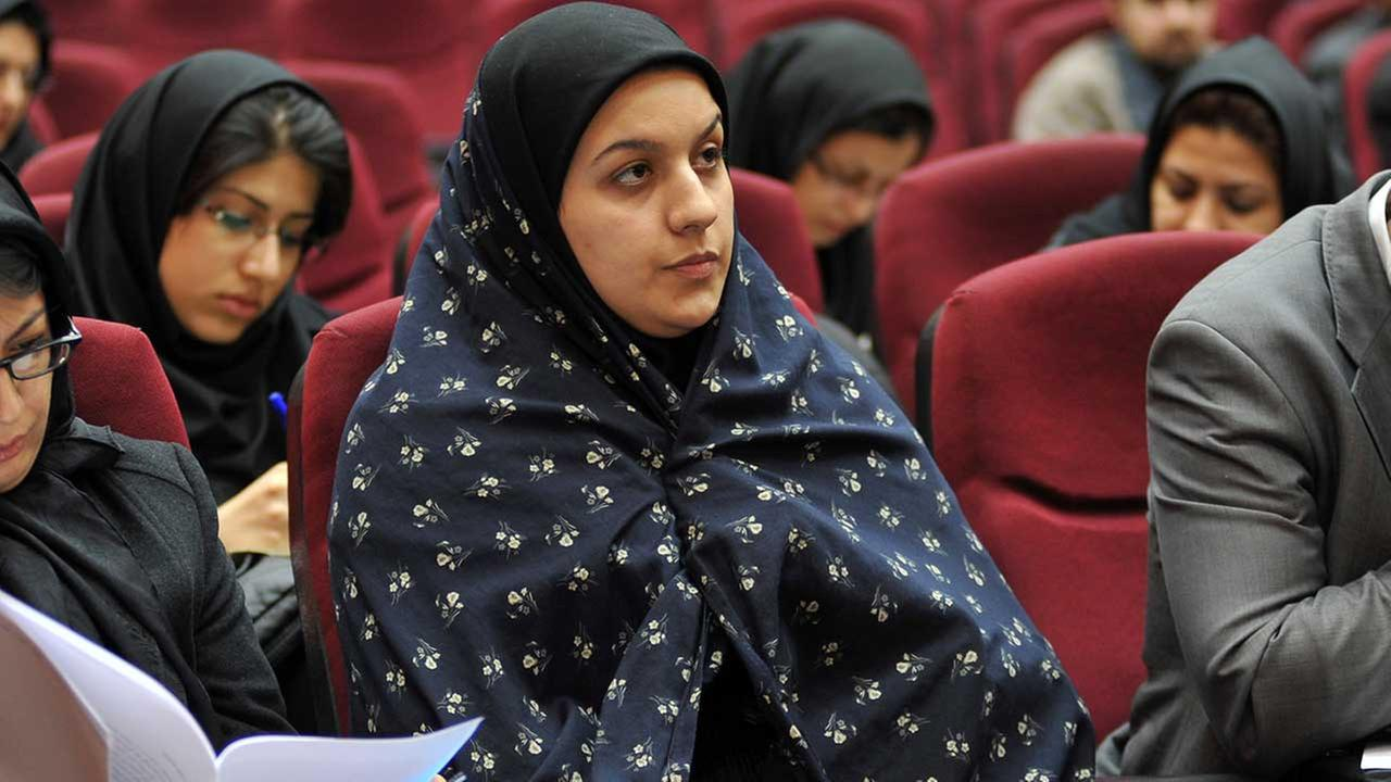 Reyhaneh Jabbari was hanged on Saturday, Oct. 25, 2014