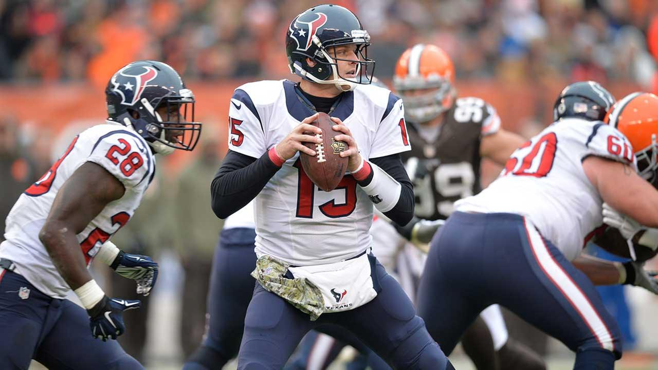 Texans quarterback Ryan Mallett will try to make it two in a row as the Bengals come to town.