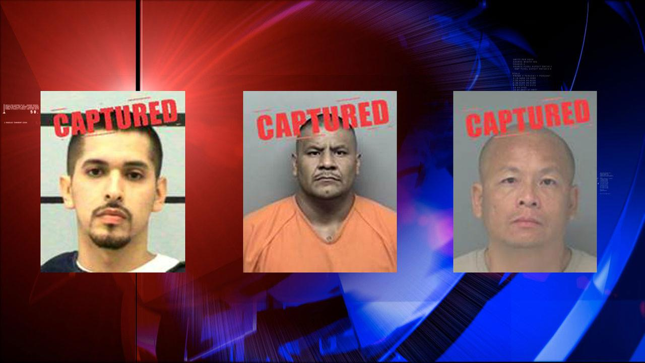 Texas Most Wanted arrests