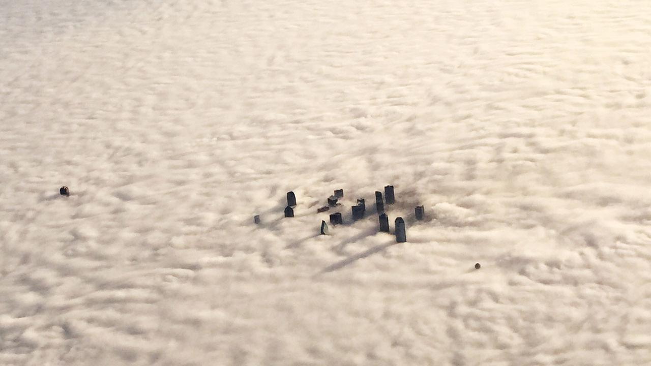 Dallas fog