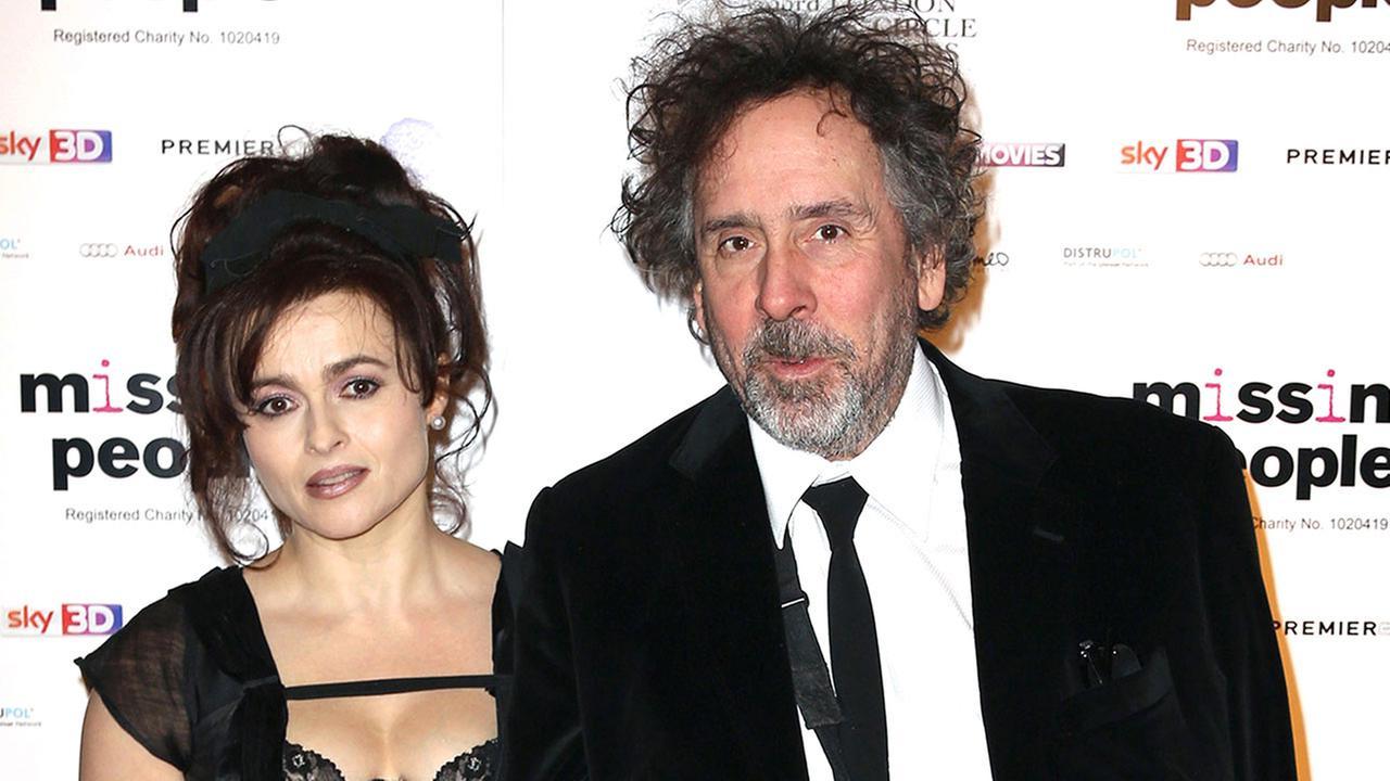 Helena Bonham Carter and Tim Burton break up