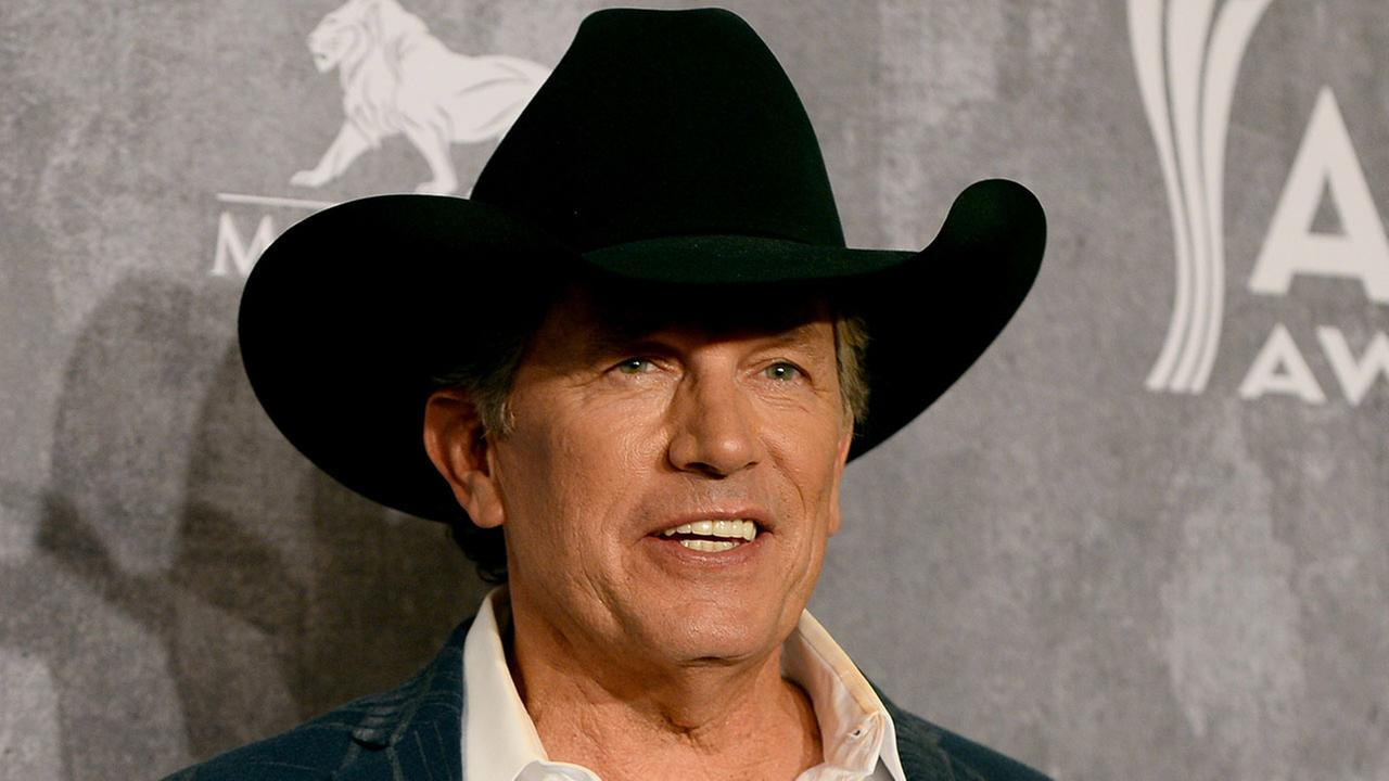 Iconic Texan George Strait showed off his cowboy hat at the ACM Awards last year.  State lawmaker Marsha Farney wants to make the cowboy hat the states official headgear