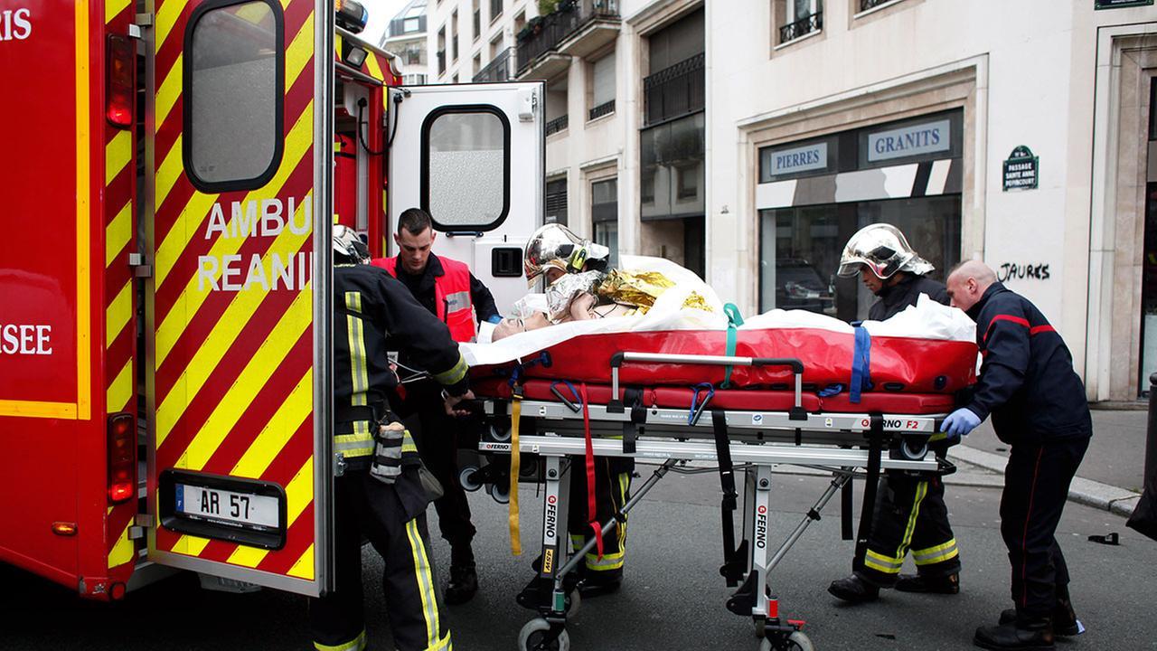 France shooting