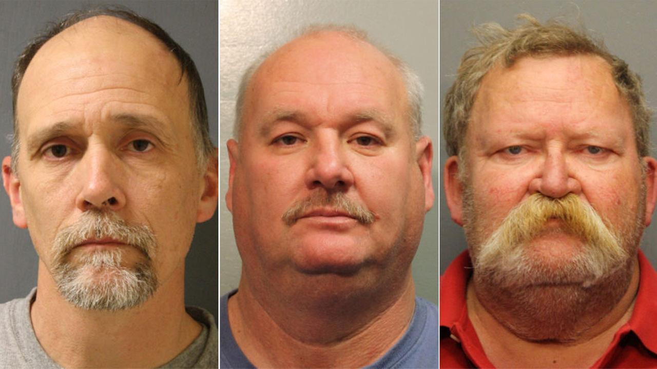 Prostitution Sting Nets Hundreds Of Arrests Including