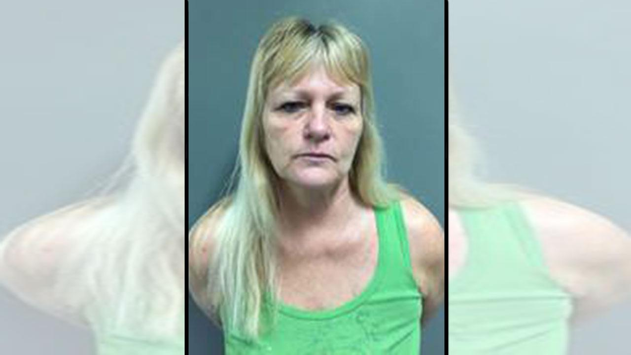 Sandra Petrosky Cernoch, 54, is charged with injury to a child.