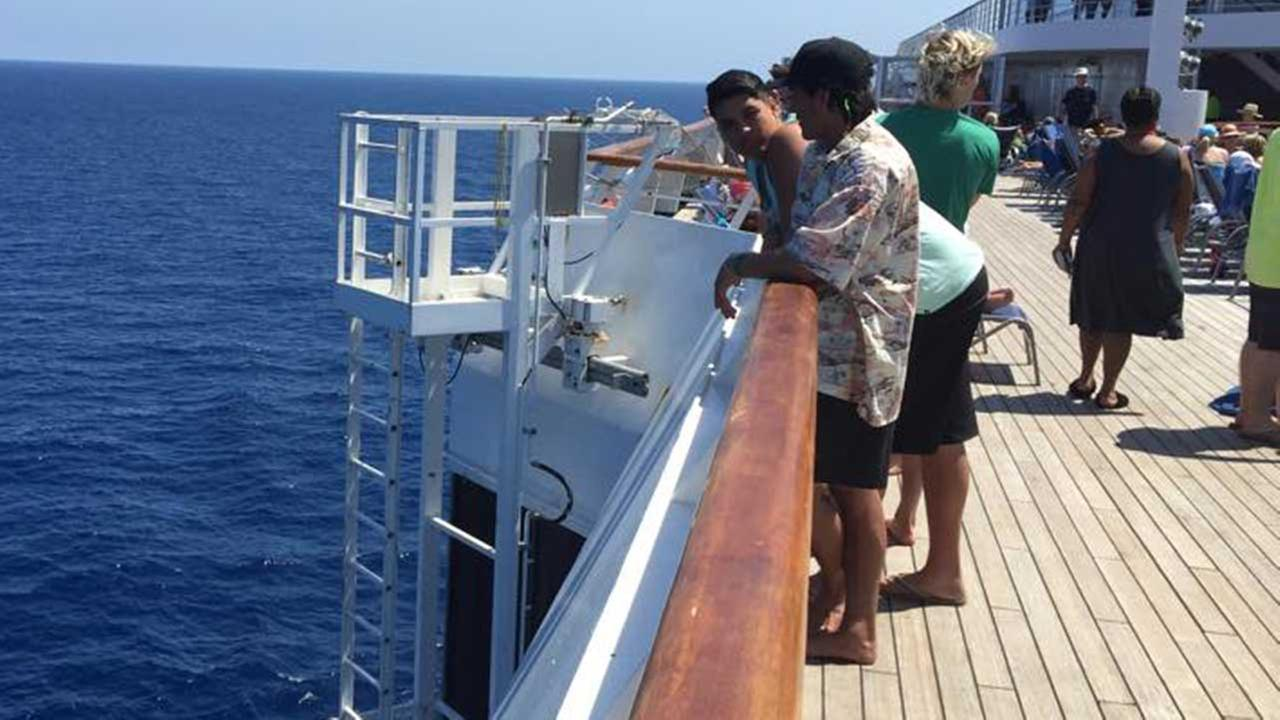 Body Found In Search For Man Who Went Overboard On Cruise Out Of - Cruises out of galveston 2015