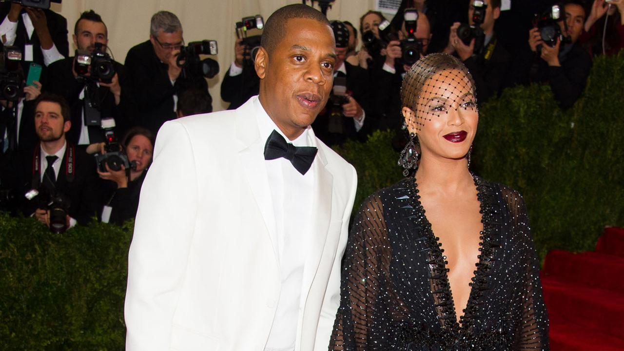 Beyonce and Jay ZCharles Sykes/Invision/AP