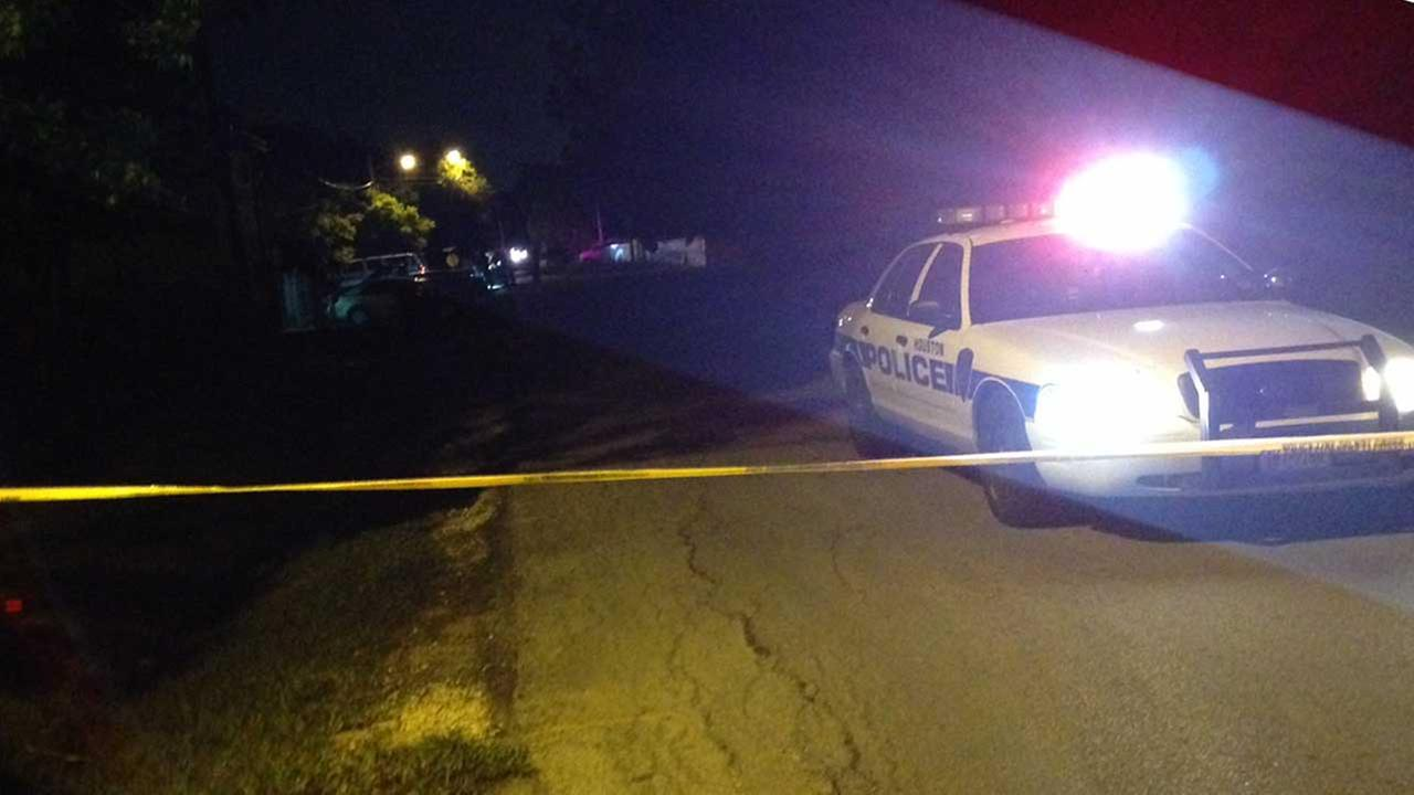 Body found in ditch on Houstons south side