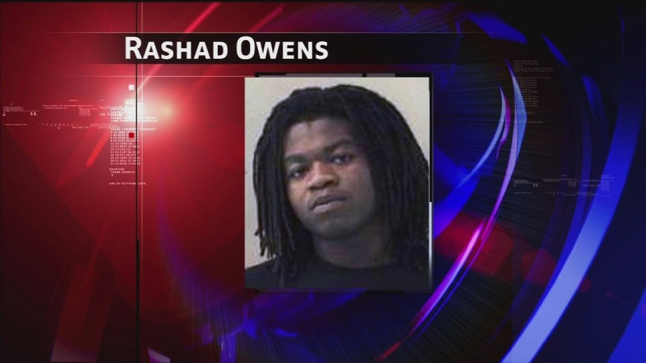 Rashad Owens is accused of drinking and driving when he allegedly plowed into a crowd attending the South by Southwest festivities in Austin.