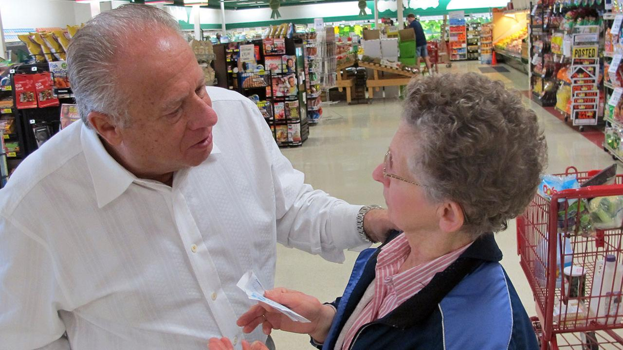 Supermarket owner gives employees co-ownership