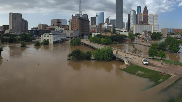Eyewitness News viewers sent these photos of flooding across the city of Houston <span class=meta>Photo/ABC-13 viewers</span>