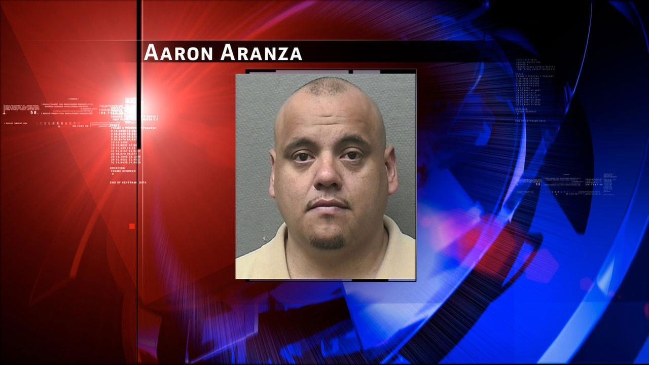 Aaron Aranza