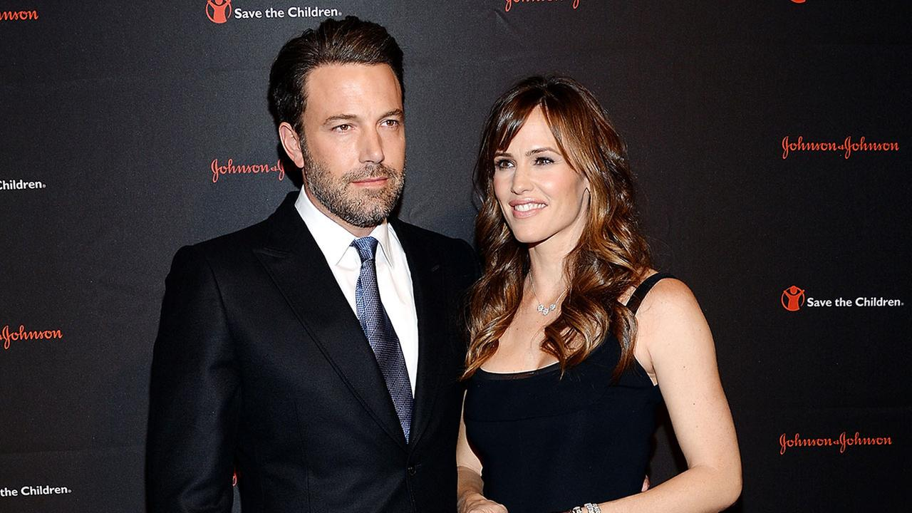 Ben Affleck and Jennifer GarnerPhoto by Evan Agostini/Invision/AP