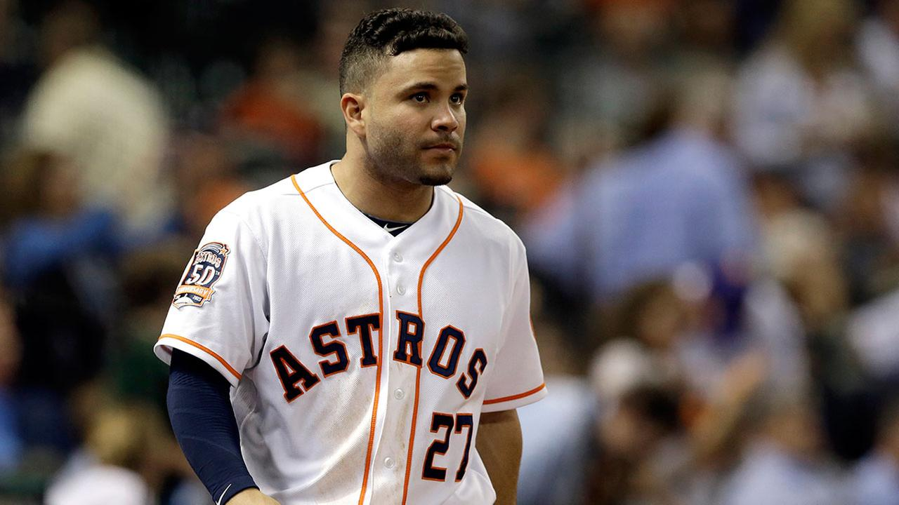 Houston Astros Jose Altuve