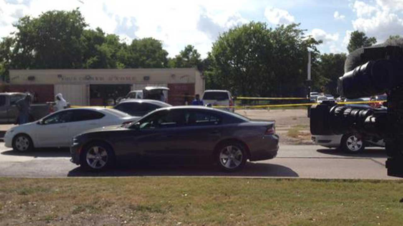 Authorities call for information after woman's body found in parking lot