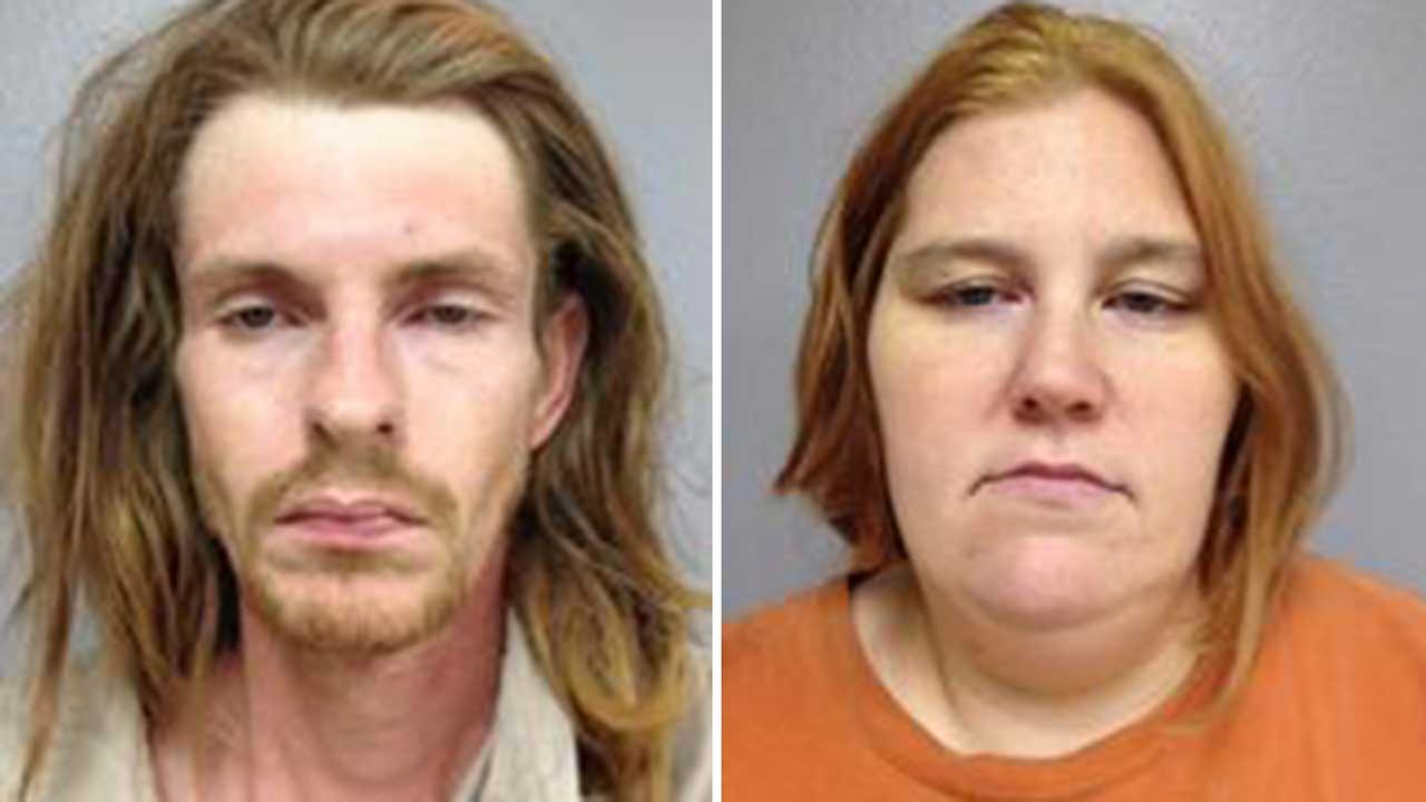 Joseph Collier, 24, and Melissa Thrasher, 32