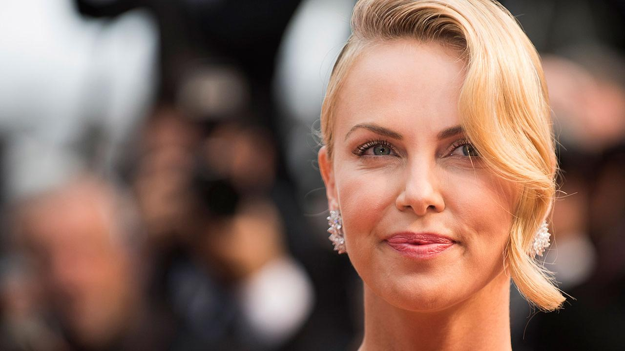 Actress Charlize Theron celebrates her 40th birthday August 7.