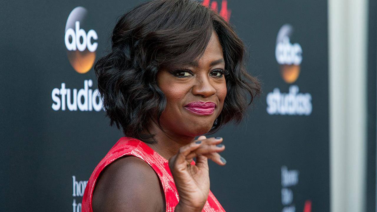 Actress Viola Davis celebrates her 50th birthday on August 11.