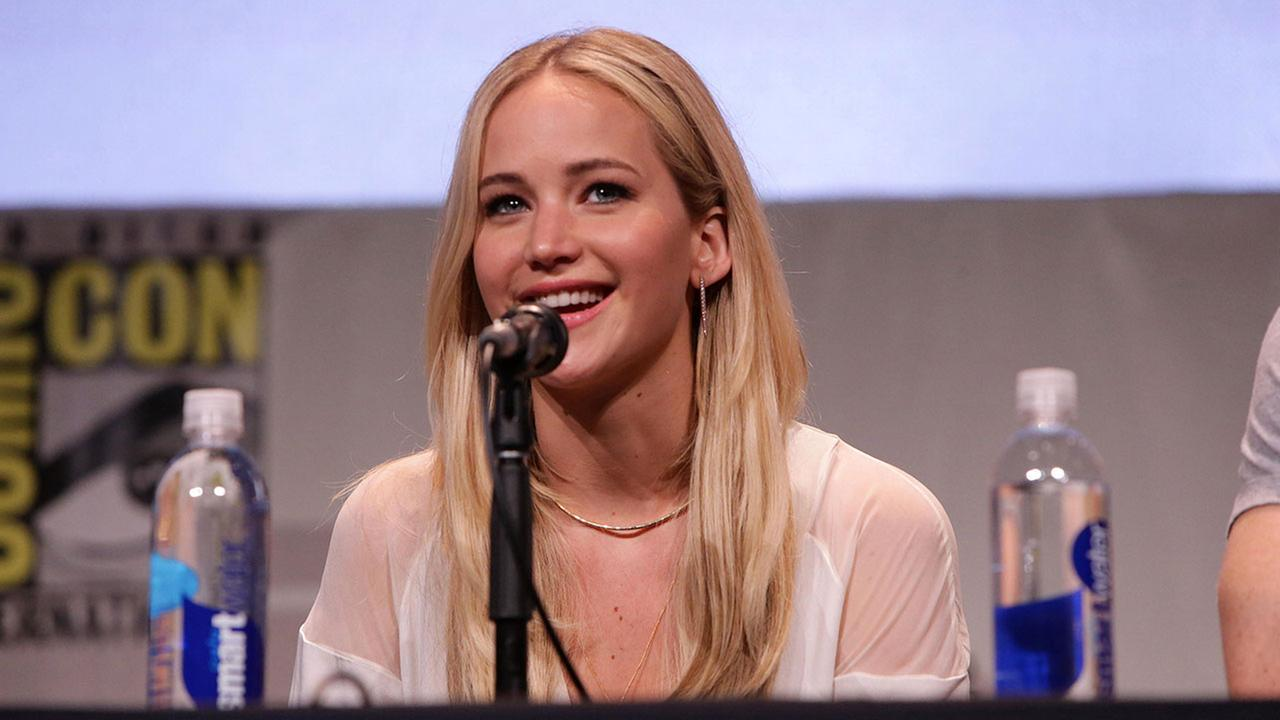 Actress Jennifer Lawrence turns 24 on August 15.