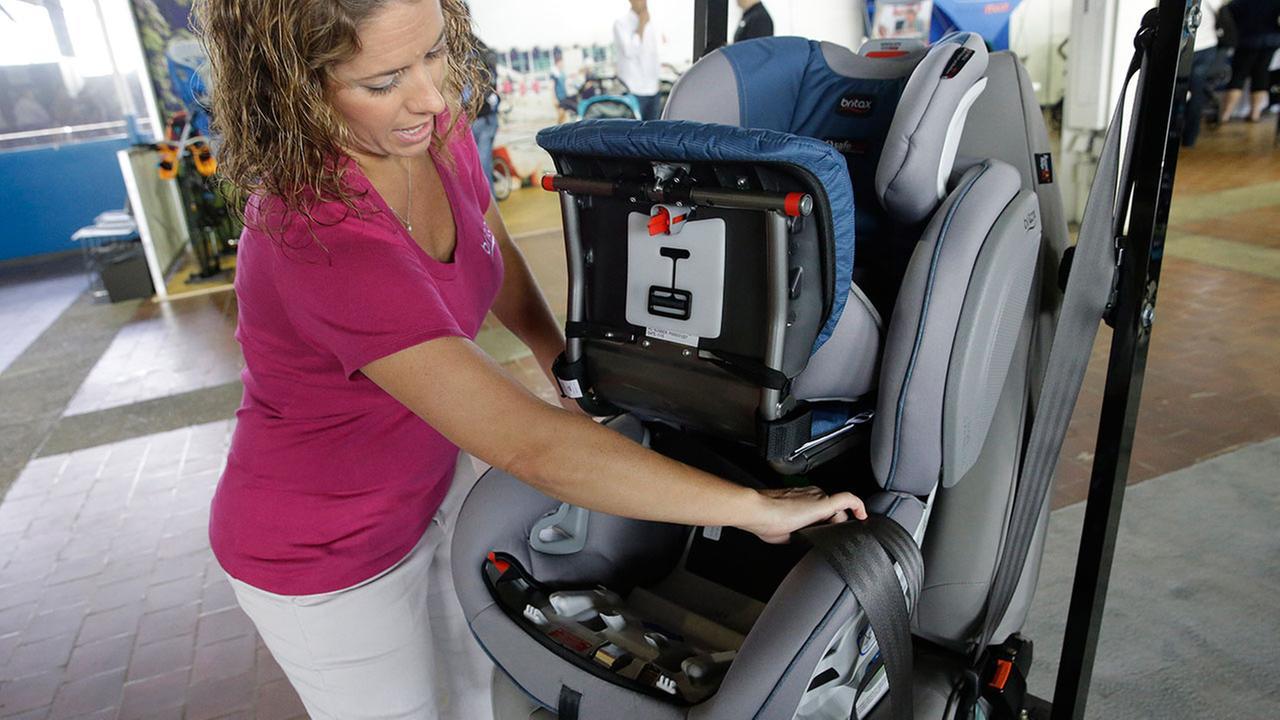Click Tight car seat