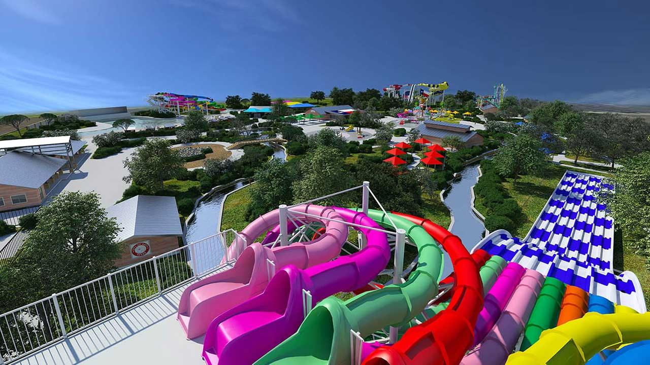 Katy To Become Home Of Newest Houston Area Water Park