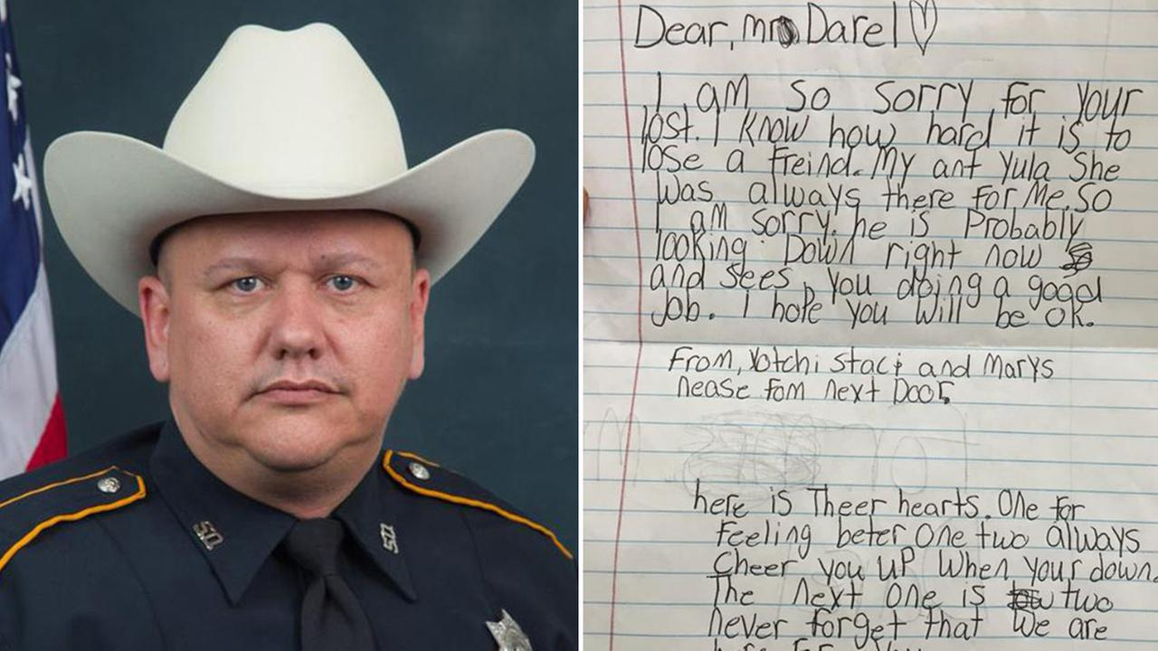 Harris County Sheriffs Office, Deputy Darren Goforth