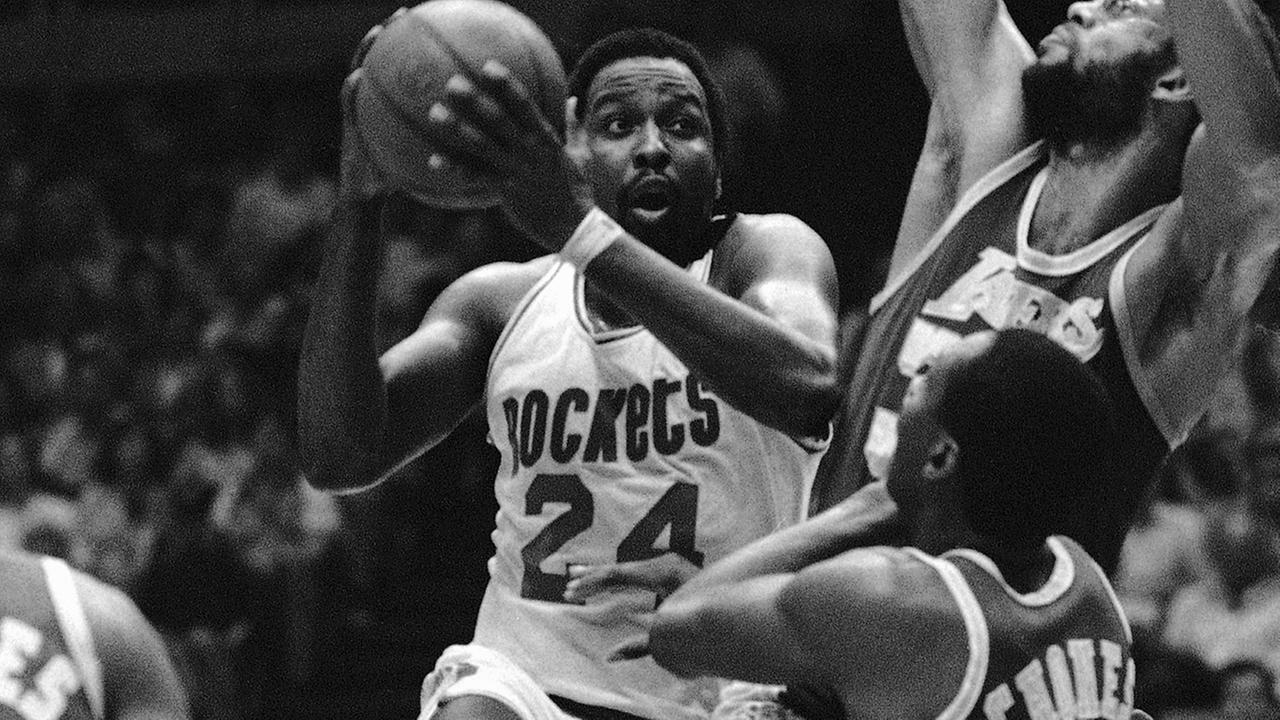Former Rockets player Moses Malone s at age 60