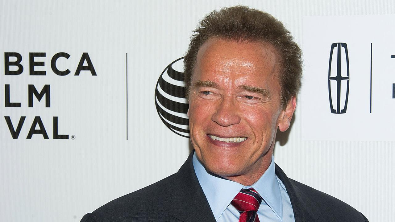 arnold schwarzenegger recovering after heart surgery at los angeles