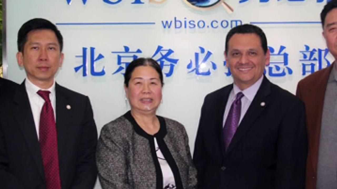 Feds gets involved in detention of woman held in China