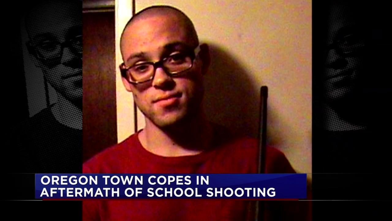 Roseburg community tries to comprehend tragedy