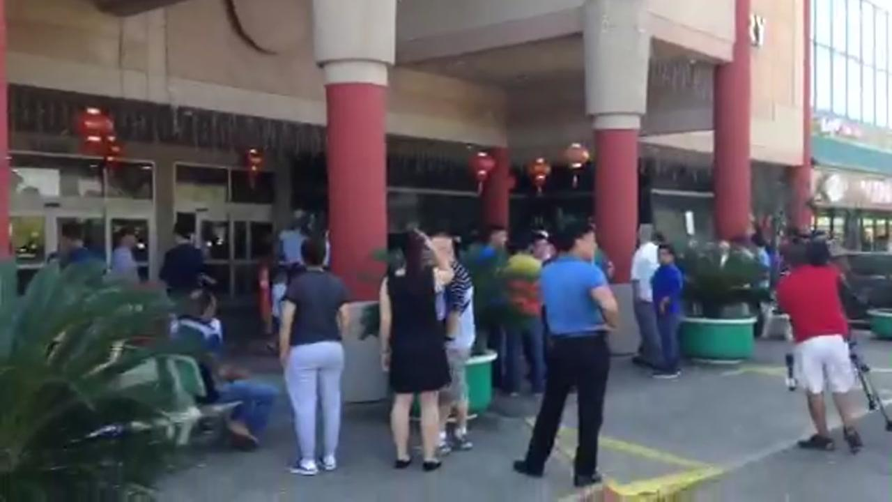 Deadly shooting inside supermarket